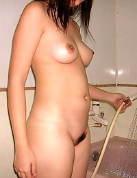 Shy and cute Asian..