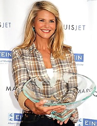 Christie Brinkley..