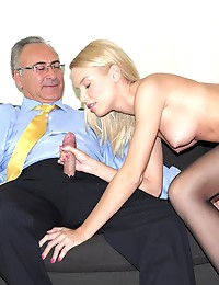 Shagging stewardess