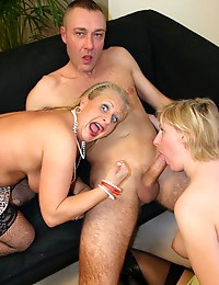 Uk threesome