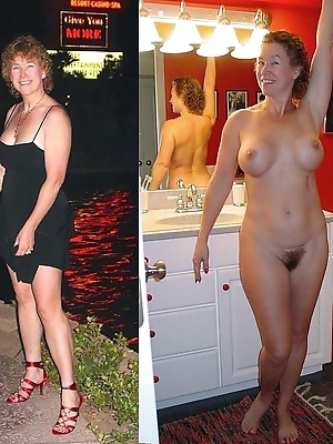 So erotic and so exciting dressed amateurs.Watch them naked.