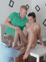 arrives amateur sex