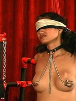 blindfolding amateur sex