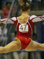 gymnast amateur sex